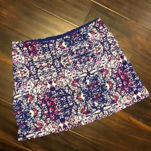 Tranquility athletic skorts size small